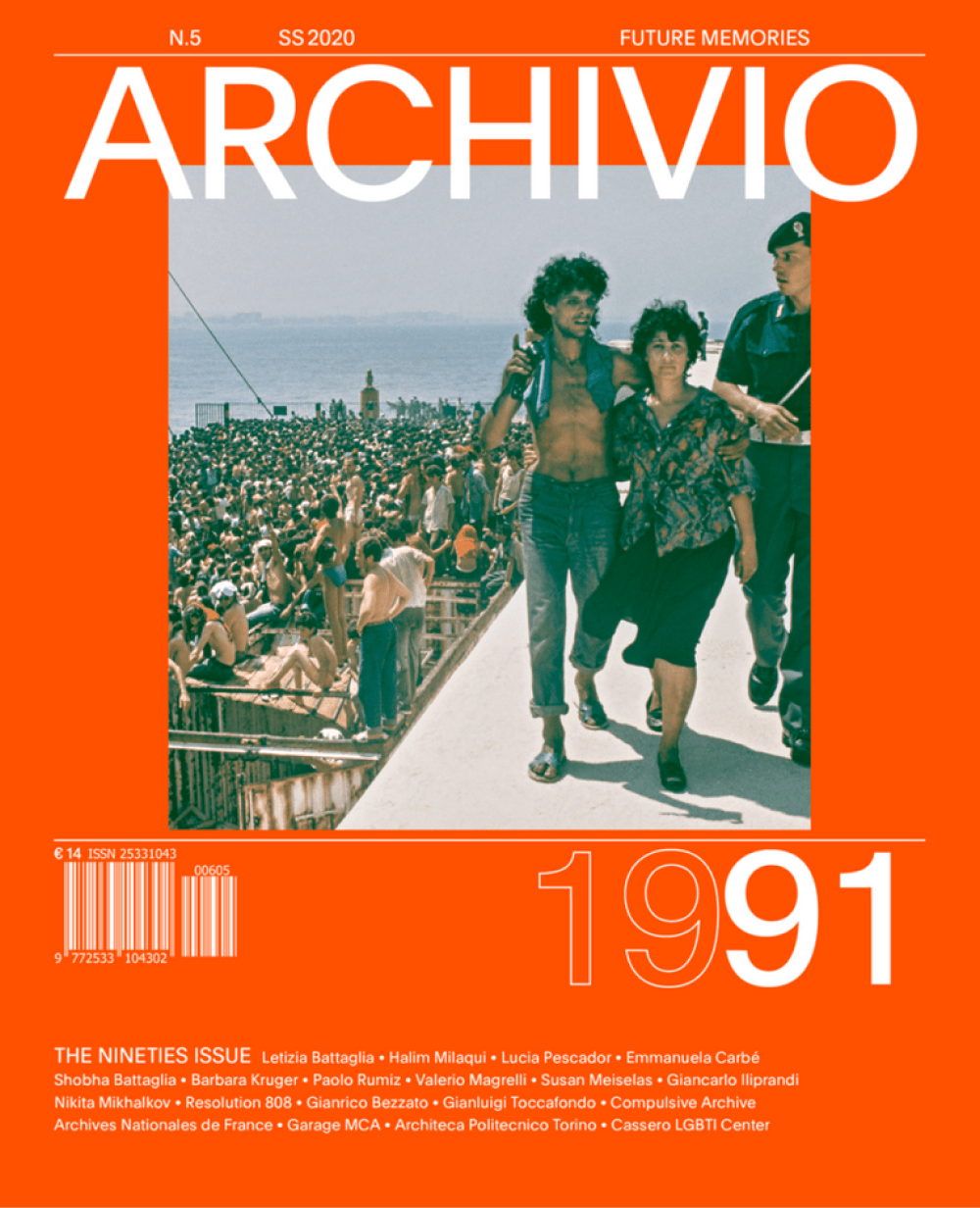 La rivista Archivio